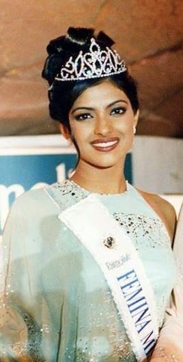 Priyanka Chopra - Miss India World 2000 (Winner finished Miss World 2000)