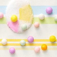 Japanese sweets / おいり(Oiri)