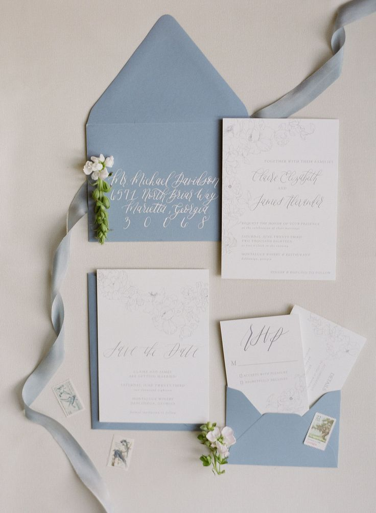atlanta calligraphy wedding invitations lairsey paper co hartwell 13 best Sydney Dustin