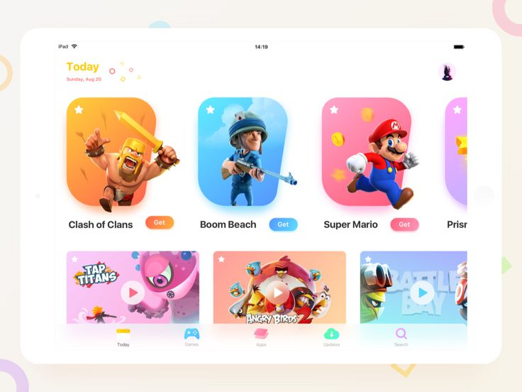 iPad Version of App Store by Criss Samson - Dribbble
