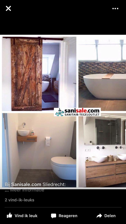 31 besten Badkamer Bilder auf Pinterest | Badezimmer ...