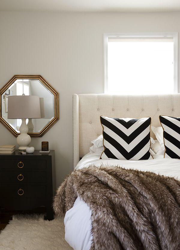 A Luxe Home Makeover By JWS Interiors | theglitterguide.com