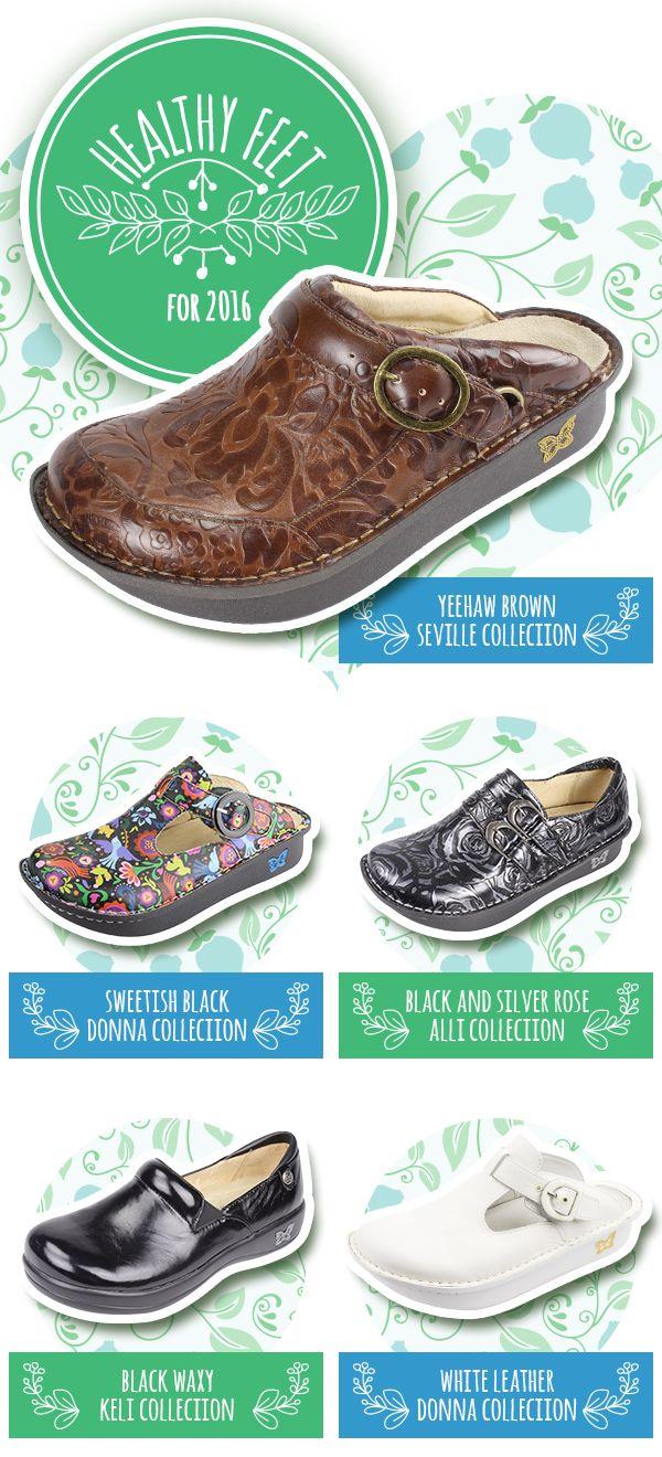 Healthy Feet for 2016! Zapatos AlegriaRopa Informal
