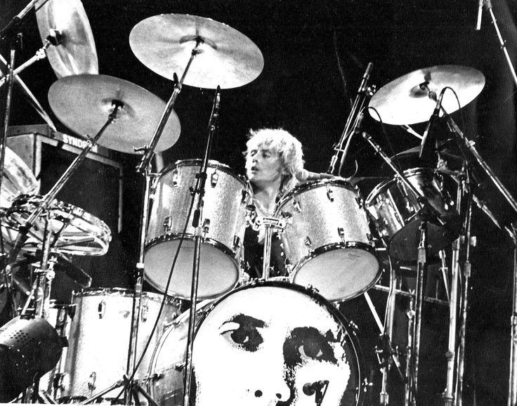 Roger Taylor drummer of Queen