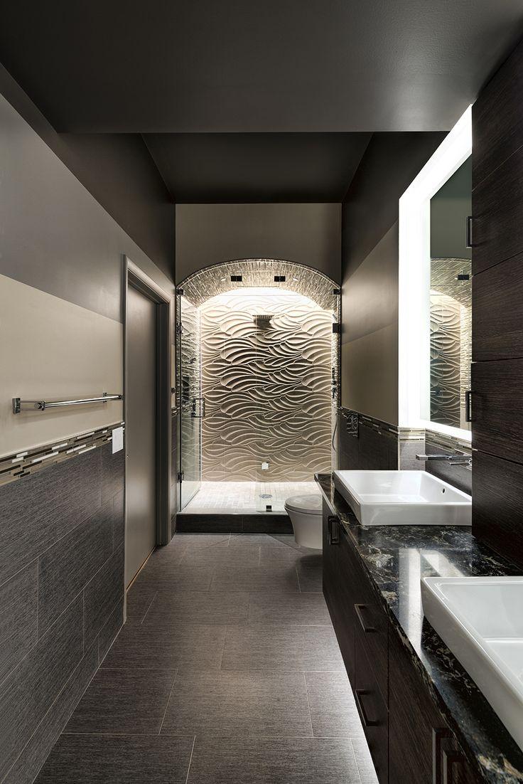 44 best edge lighting bath and vanity images on pinterest