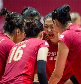 Post-Match - China-USA - FIVB World Grand Prix 2016