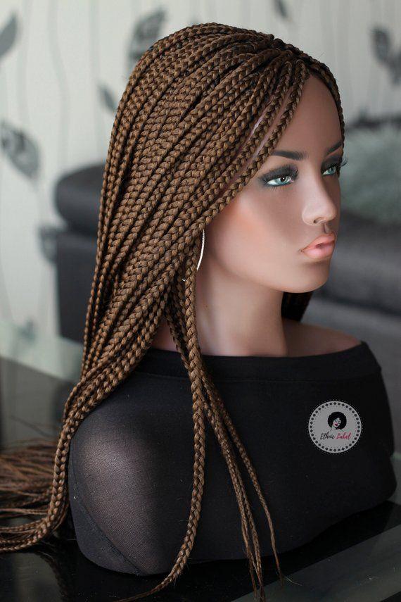 design distinctif meilleur prix pour nouveau design Box braids en 2019 | Tresses afro, Tresse et Coiffure