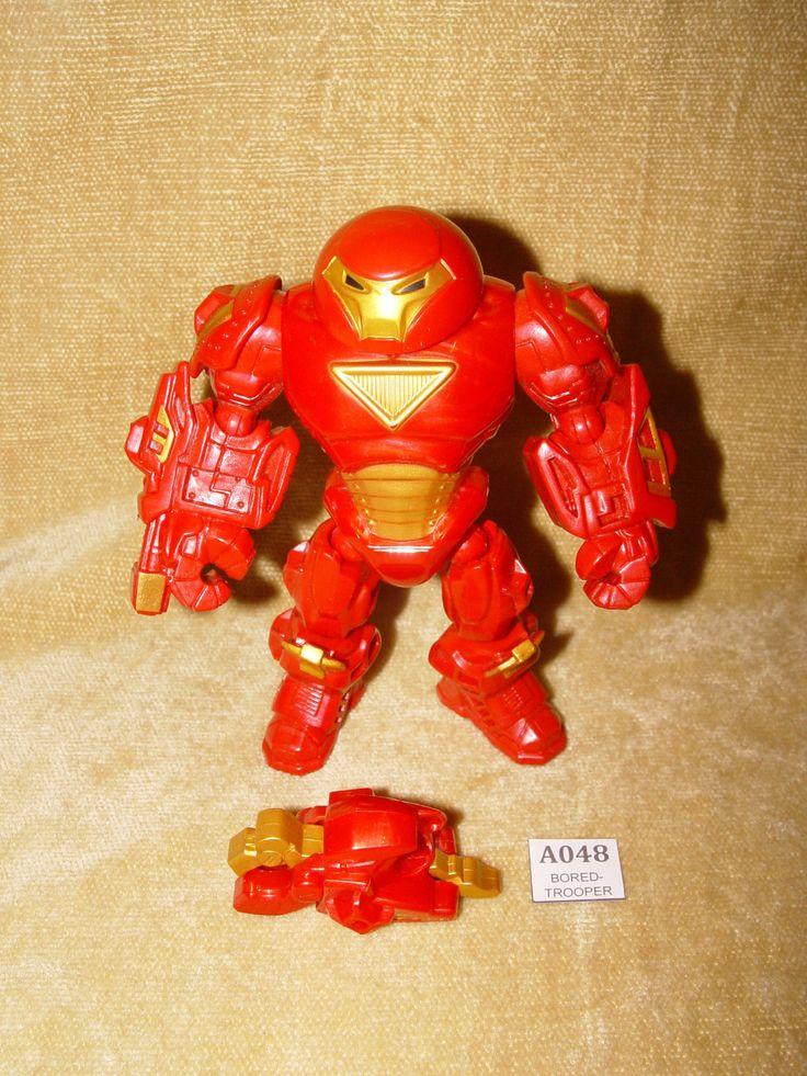 2015 SUPERHERO MASHERS - HULKBUSTER ACTION FIGURE HASBRO 2015 W/ ACCESSORY HULK | eBay