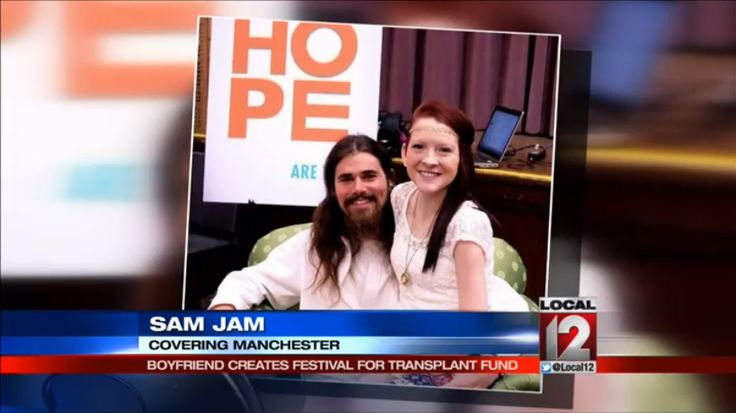 CINCINNATI (WKRC) -- Waiting for her medical miracle... something straight out of Hollywood happened. Brad Johansen Local 12 News? has the battle they're fighting together and what he's doing for love, tonight #LIVEonLOCAL12 News at 6.