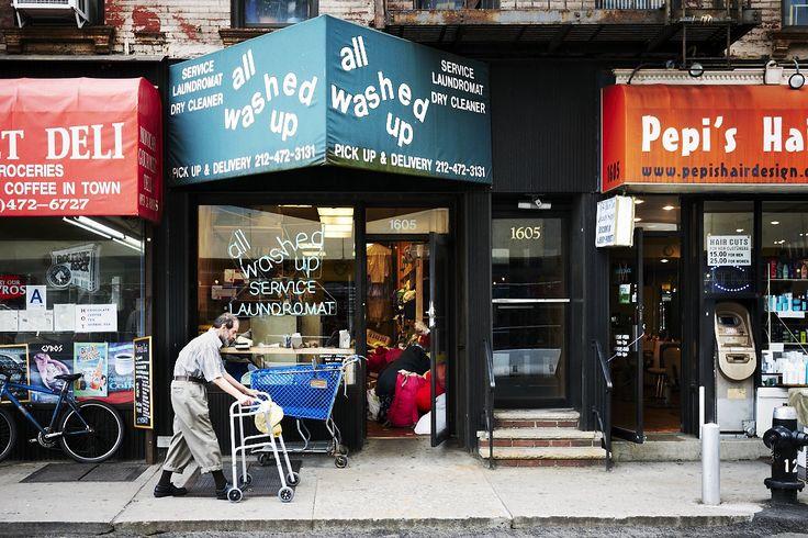 Laundromats of New York City