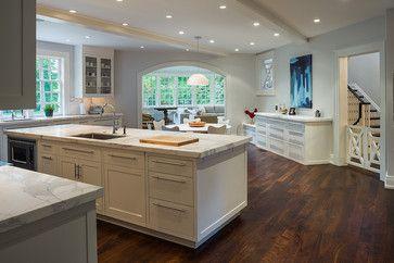 Main Line Residence - traditional - Kitchen - Philadelphia - Archer & Buchanan Architecture, Ltd.