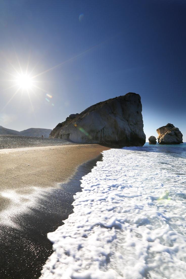 Felsen der #Aphrodite in #Cyprus by Markus Bassler http://www.visitcyprus.com/wps/portal