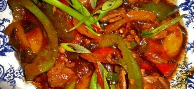 Chinees Roerbak Biefstuk Met Saus recept | Smulweb.nl