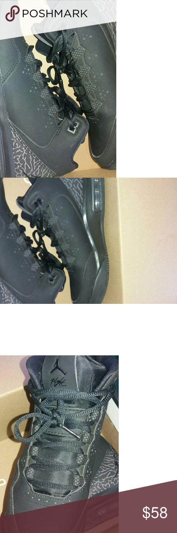 Air flight Jordans Air flight jordans  Worn a couple of times other than that brand new Jordan Shoes Sneakers