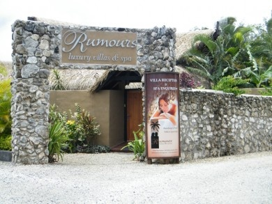 Rarotonga- Rumours Luxury Villas and Spa