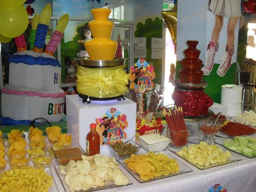 17 best images about chavo del ocho party ideas on for Mesas para bar