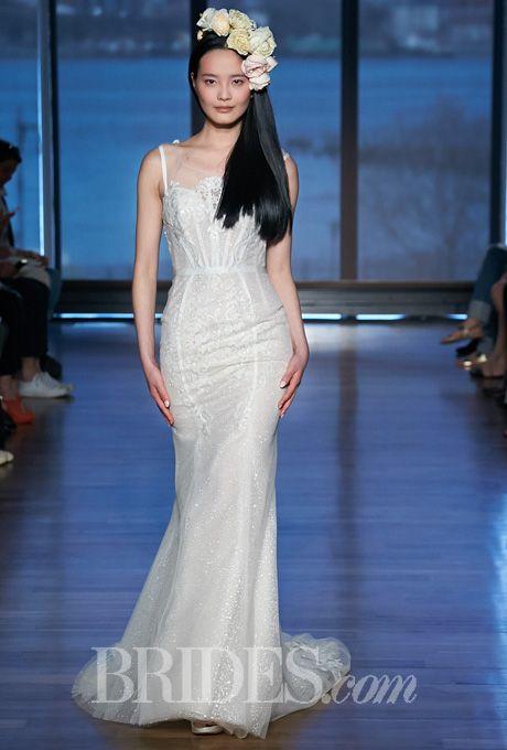 88 best Bridal Runway, Spring 2015 Faves images on Pinterest ...