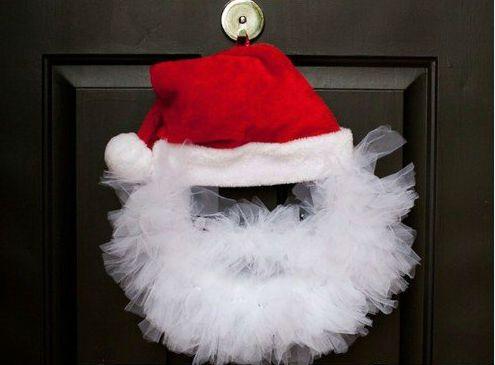 Непривычный дизайн рождественских венков. Часть 3 - Ярмарка Мастеров - ручная работа, handmade