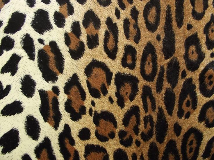 Vtg Plush Velveteen Cheetah Animal Print Fabric // Over 2 Yards. $34.00, via Etsy.