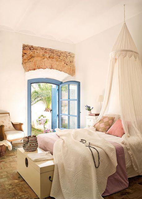 VM designblogg: Rustic κατοικία στην Ισπανία