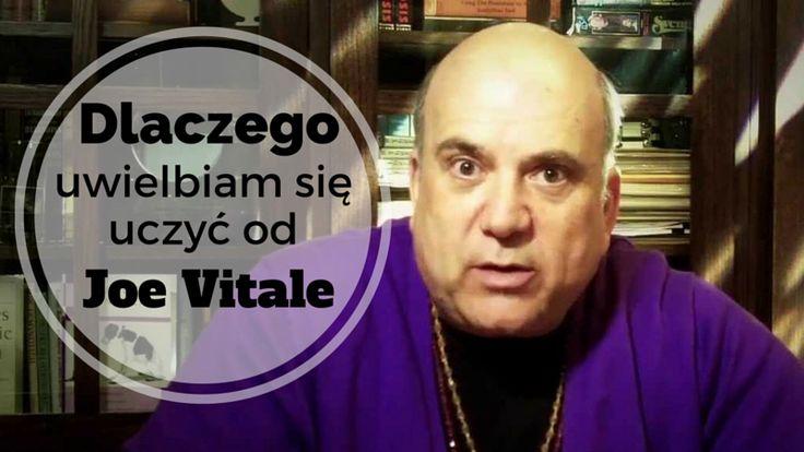 Dlaczego uwielbiam się uczyć od Joe Vitale...  http://blog.swiatlyebiznes.pl/dlaczego-uwielbiam-sie-uczyc-od-joe-vitale/