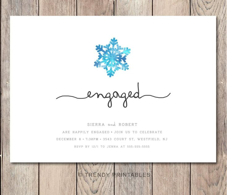 54 best engagement invitations images on Pinterest Engagement - how to word engagement party invitations
