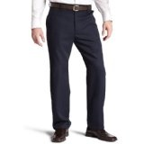 Dockers  Men's Action Slack Flat Front Pants,Navy,42x32 (Apparel)By Dockers