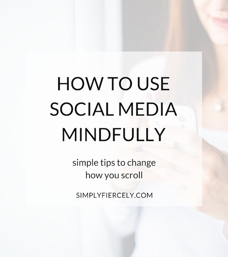 Whether you love it, hate it or fall somewhere in-between … ultimately, social media is a tool and it's up to each of us to make an intentional choice about the role it plays in our lives.