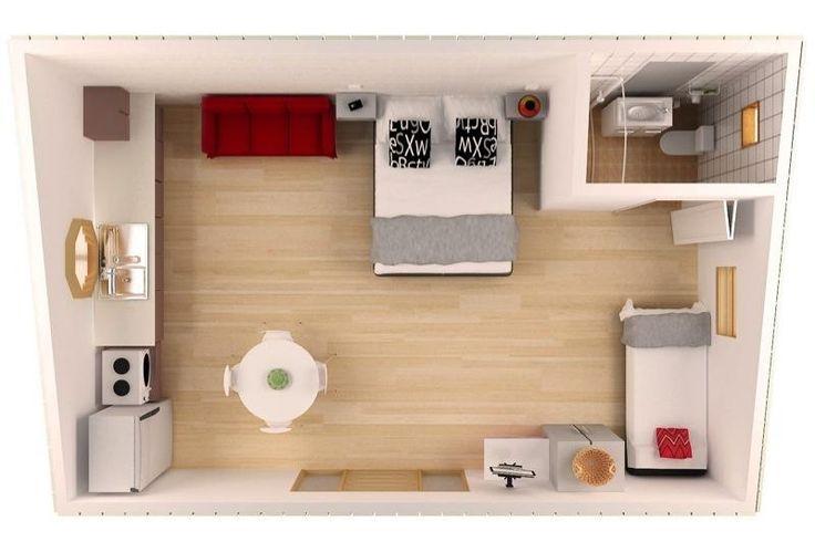 Motel Room design Studio Unit Marion Holiday Park Dream