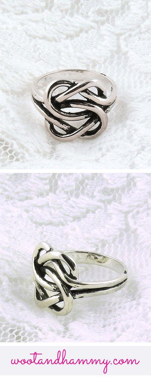 33 best Knot Jewelry images on Pinterest | Celtic knot, Celtic knots ...
