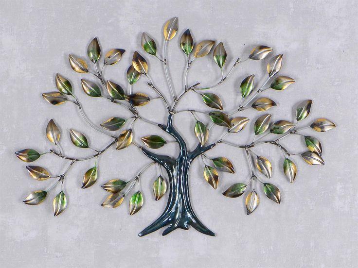 best baum blätter ideas on pinterest - Deko Baum Wand
