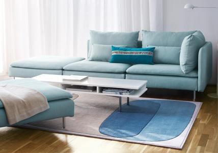 """Teppich """"Malin Figur"""" - Schöne Teppiche für die Wohnung - [LIVING AT HOME]"""