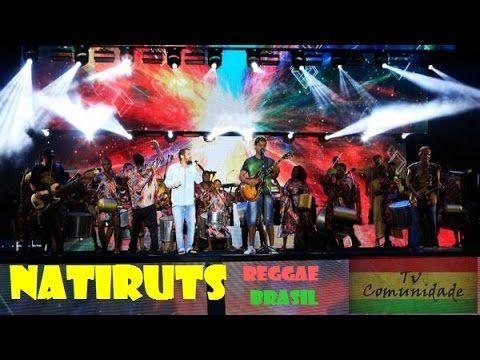Natiruts Reggae Brasil 2016 - ao Vivo no Planeta Atlântida - YouTube