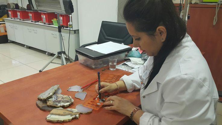 Gemologist Lapidarist Ferhan Kızıler Şahin
