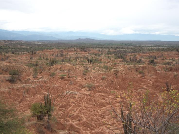 Desierto Tatacoa - Colombia
