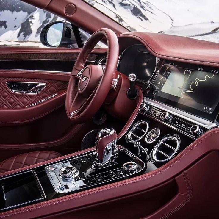 """Luxury Interiors On Instagram: """"Bentley GT 😍 Photo"""