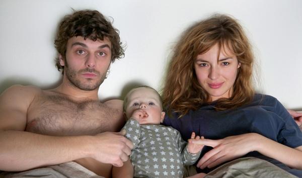 Louise Bourgoin y Pio Marmaï (con imágenes) | Ser madre
