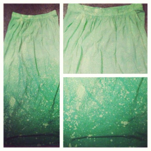 St Patrick's Day inspired Maxi Skirt.  $50  Message me for your own version!    www.facebook.com/unknownandnameless