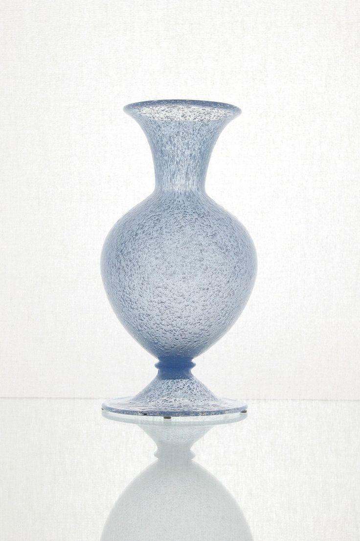 "Vittorio Zecchin 1940 Vase ""Pulegoso"" A.Ve.M., Murano"