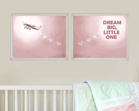 Dream Big Little One  Set of 2 Photo Prints  by cherryskyphoto, $25.00