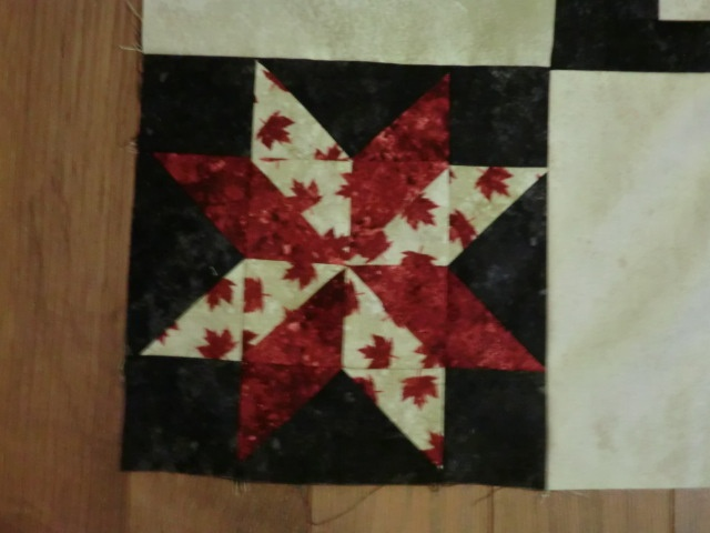 Quilt of Valour Block 6