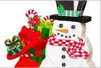 Make your Christmas party fun and exciting this Christmas with Christmas themed pinatas that can be filled with candy, goodies, and other fun Christmas favors