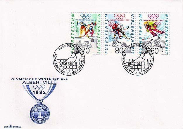 En 1992, la France organisait les Jeux Olympiques d'Albertville. 9 médailles au compteur (3 d'or, 5 d'argent, 1 de bronze) L'objectif en 2014 pour le comité français à Sotchi est de 12 médailles. Wait and see...