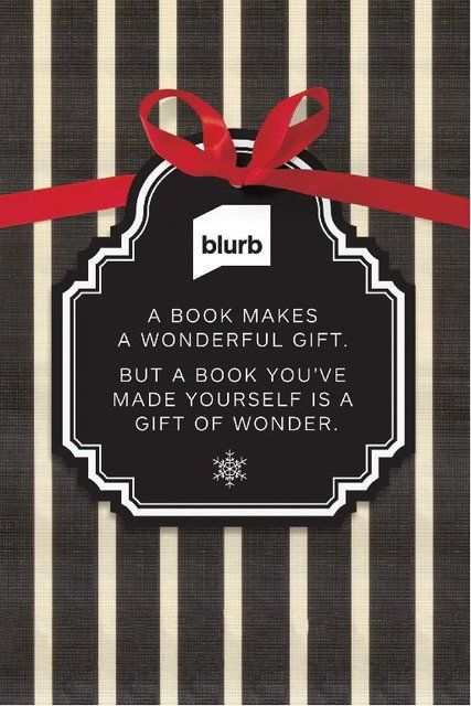 Personalised Photo Books, Notebooks and Planners from Blurb via BuyMeSomethingNice.com