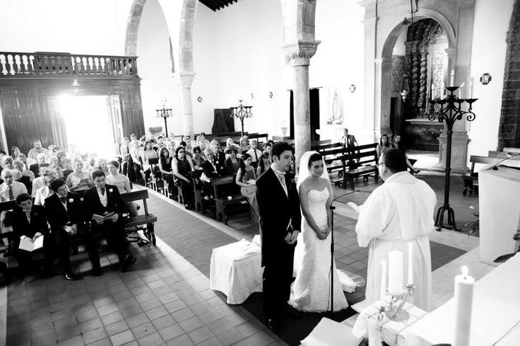 Church wedding Algarve Portugal by Algarve Wedding Planners