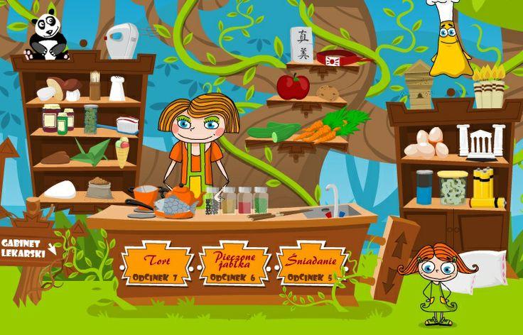 Tajemnicza kuchnia to miejsce pełne magicznych i edukacyjnych historii