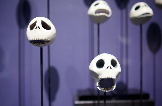 Tim Burton Exhibition!