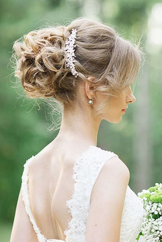 Timeless Bridal Hairstyles Updos