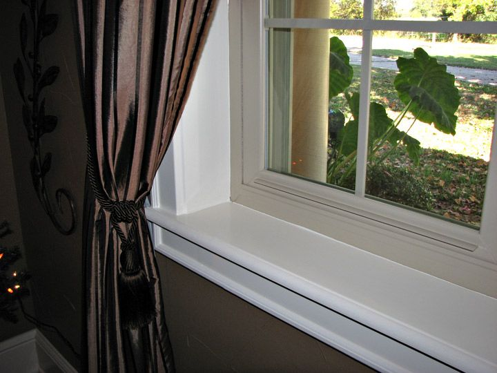 Painting Window Trim Black Exterior