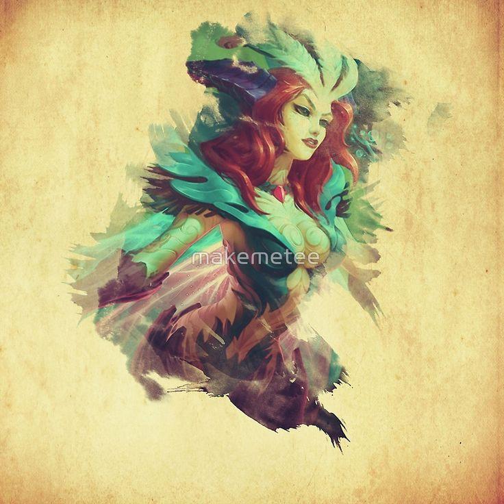 7 best LeBlanc images on Pinterest   League legends, Fantasy art and ...